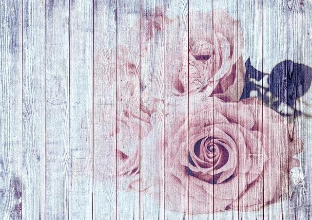 фототапети с цветя