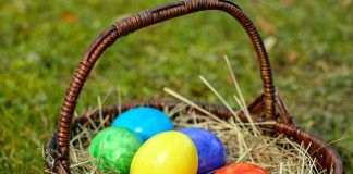 Украса за Великден