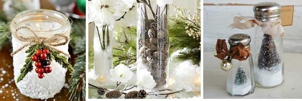 Оригинална зимна декорация